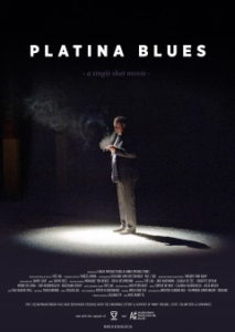 Platina blues film poster